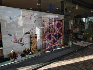 店頭ディスプレイをお正月仕様に変更&新春初市1/23(木)~1/26(日)開催!